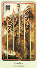 haindl - Five of Wands