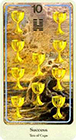 haindl - Ten of Cups