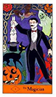 halloween - The Magician