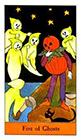 halloween - Five of Ghosts