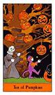halloween - Ten of Pumpkins