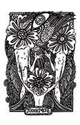 Judgement Tarot card in Heart & Hands deck