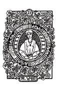 The World Tarot card in Heart & Hands deck