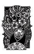 The Empress Tarot card in Heart & Hands deck