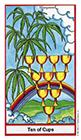 herbal - Ten of Cups