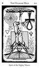 hermetic - The Hanged Man