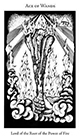 hermetic - Ace of Wands
