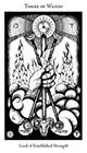hermetic - Three of Wands
