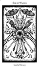 hermetic - Six of Wands