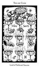 hermetic - Ten of Cups