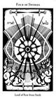 hermetic - Four of Swords