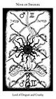 hermetic - Nine of Swords