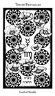 hermetic - Ten of Pentacles