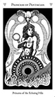 hermetic - Princess of Pentacles