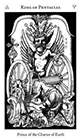 hermetic - King of Pentacles