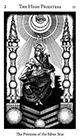 hermetic - The High Priestess