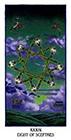 ibis - Eight of Sceptres