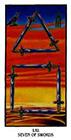 ibis - Seven of Swords