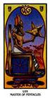 ibis - Master of Pentacles