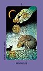 jolanda - Five of Coins