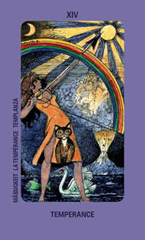 The Guide Tarot Card - Jolanda Tarot Deck