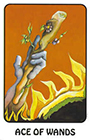 karma - Ace of Wands