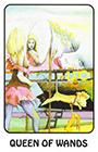 karma - Queen of Wands