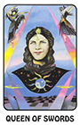 karma - Queen of Swords