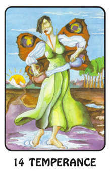 The Guide Tarot Card - Karma Tarot Deck
