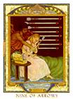 lovers-path - Nine of Swords