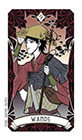 magic-manga - Nine of Wands