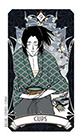 magic-manga - Nine of Cups