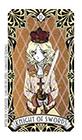 magic-manga - Knight of Swords