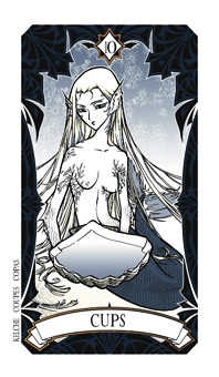 magic-manga - Ten of Cups