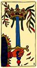 marseilles - Ace of Swords
