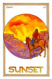 The Close Tarot Card - Medicine Woman Tarot Deck