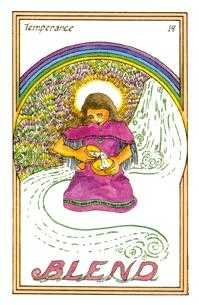 Temperance Tarot Card - Medicine Woman Tarot Deck
