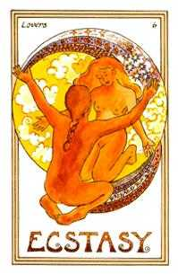 The Lovers Tarot Card - Medicine Woman Tarot Deck
