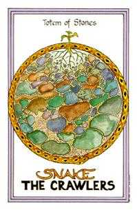 Knight of Pumpkins Tarot Card - Medicine Woman Tarot Deck