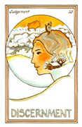 Judgement Tarot card in Medicine Woman deck