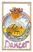 The World Tarot card in Medicine Woman deck