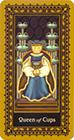 medieval-cat - Queen of Cups