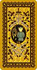 medieval-cat - Seven of Swords