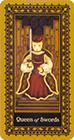 medieval-cat - Queen of Swords