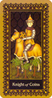 medieval-cat - Knight of Coins
