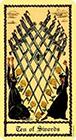 medieval-scapini - Ten of Swords