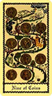 medieval-scapini - Nine of Coins