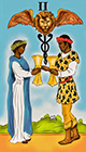 melanated - Two of Cups