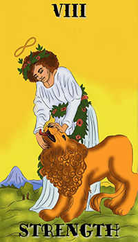 Melanated Classic Tarot