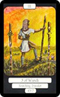 merryday - Three of Wands